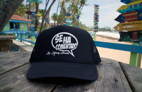 """Se Ha Comentado"" Trucker Hat"