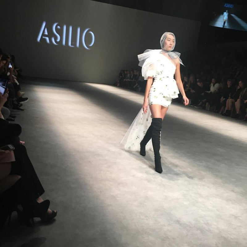 George The Label Walks the Runway at Melbourne Fashion Week