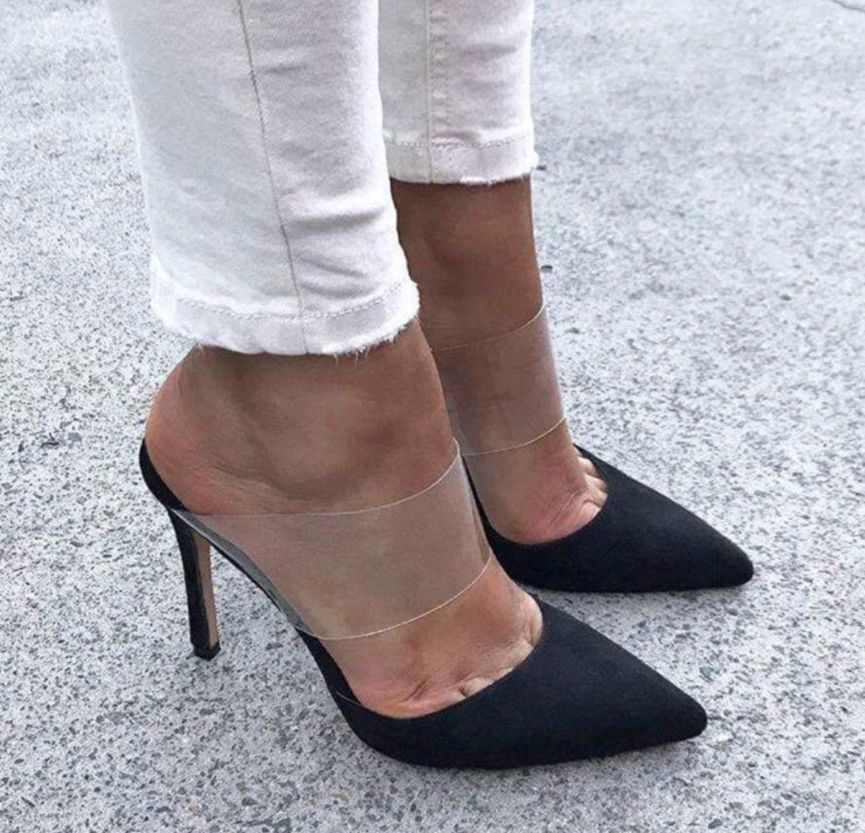 How to wear high heels without the pain - Why George The Label is working towards a pain free future!