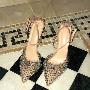 The Rebellious Princess Stiletto - 8cm