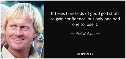 jack nicklaus golf confidence