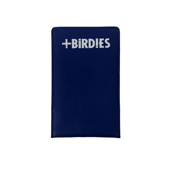 MoreBirdies Blue Scorecard Holder