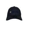 New Era 39Thirty Navy Team MoreBirdies Cap