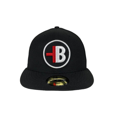 New Era 59Fifty Black MoreBirdies Cap
