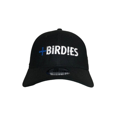 New Era 39Thirty Black MoreBirdies Cap