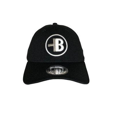 New Era Contour Stretch Black MoreBirdies Cap