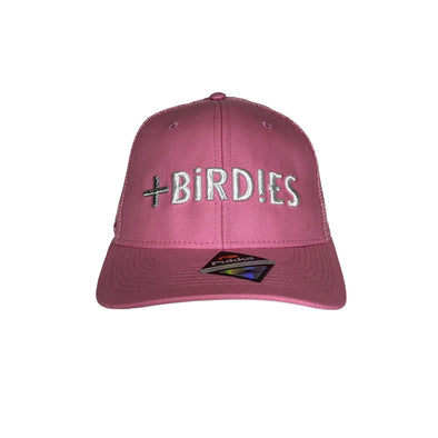 Pukka Trucker Pink MoreBirdies Cap