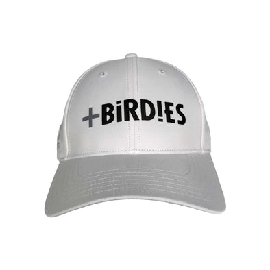 Adidas Golf White Morebirdies Performance Cap