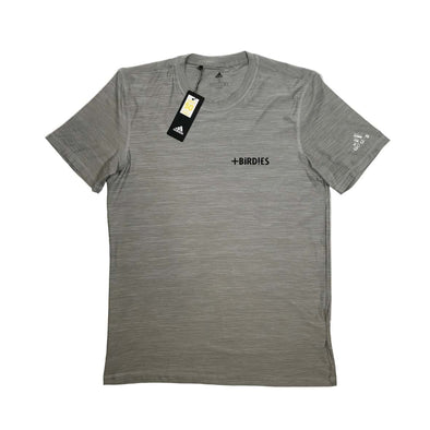 Adidas Men's Grey T-Shirt