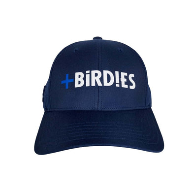 Adidas Golf Navy Morebirdies Performance Cap