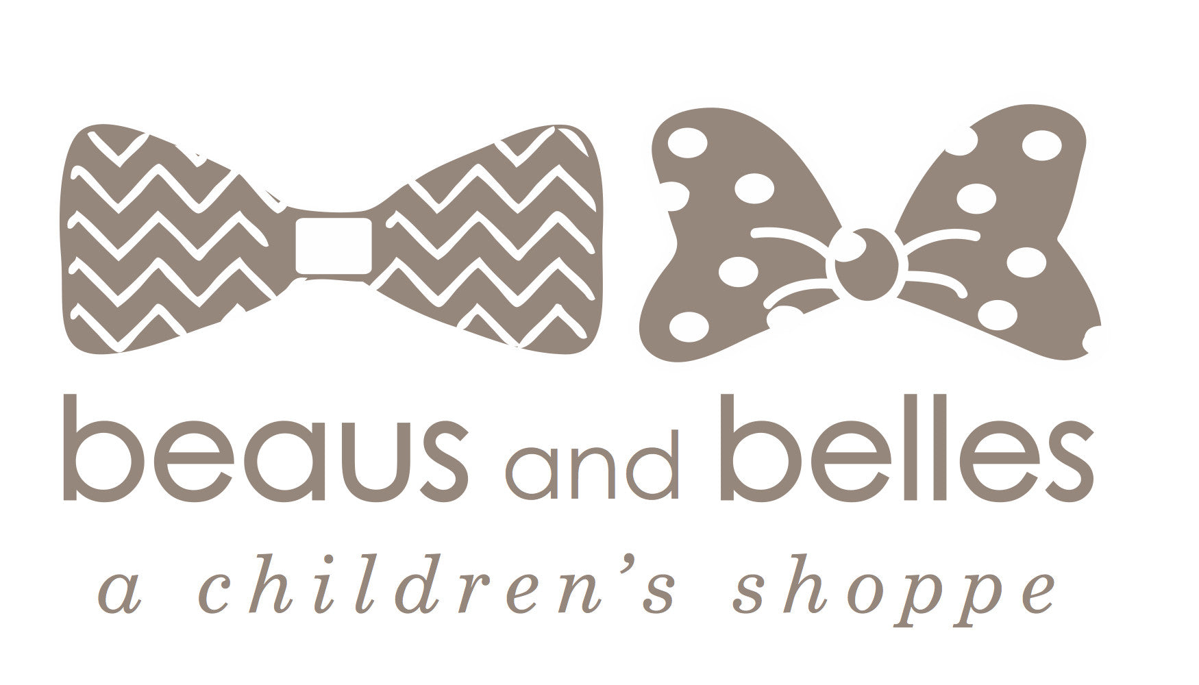 Beaus and Belles    a children's shoppe