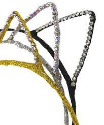 Fully Crystallized Cat Ear Headband