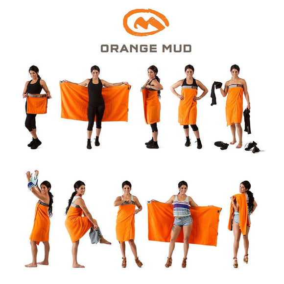 Orange Mud - Transition Wrap