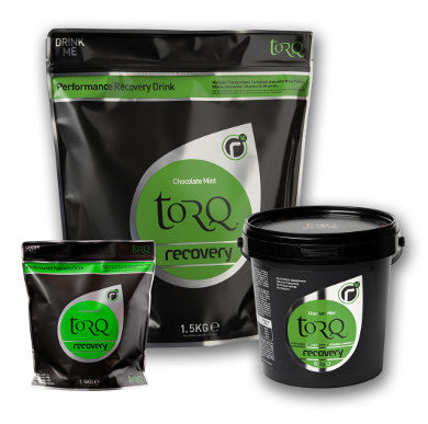 TORQ Recovery 500 g Chocolate Mint