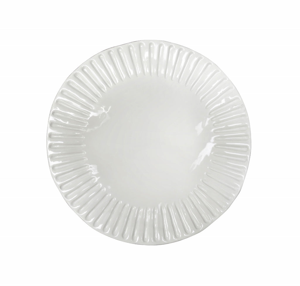 Set of 4 Corsica Lunch Plate