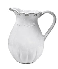 Set of 2 Antoinette White Jug