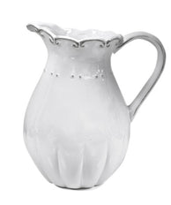 Set of 2 White Jug