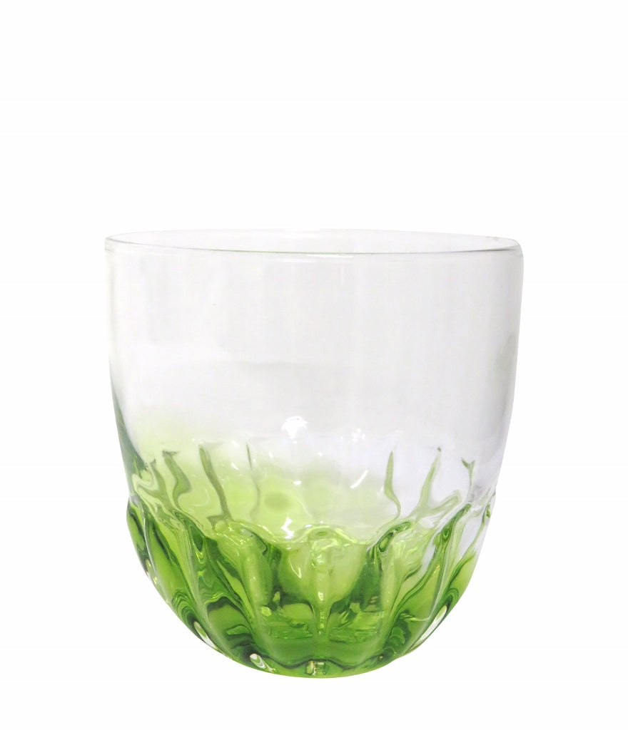 Set of 8 Glass Tumbler Frettoria