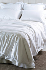 ajour white duvet cover