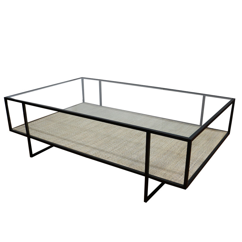 Claudia Rectangle Coffee Table