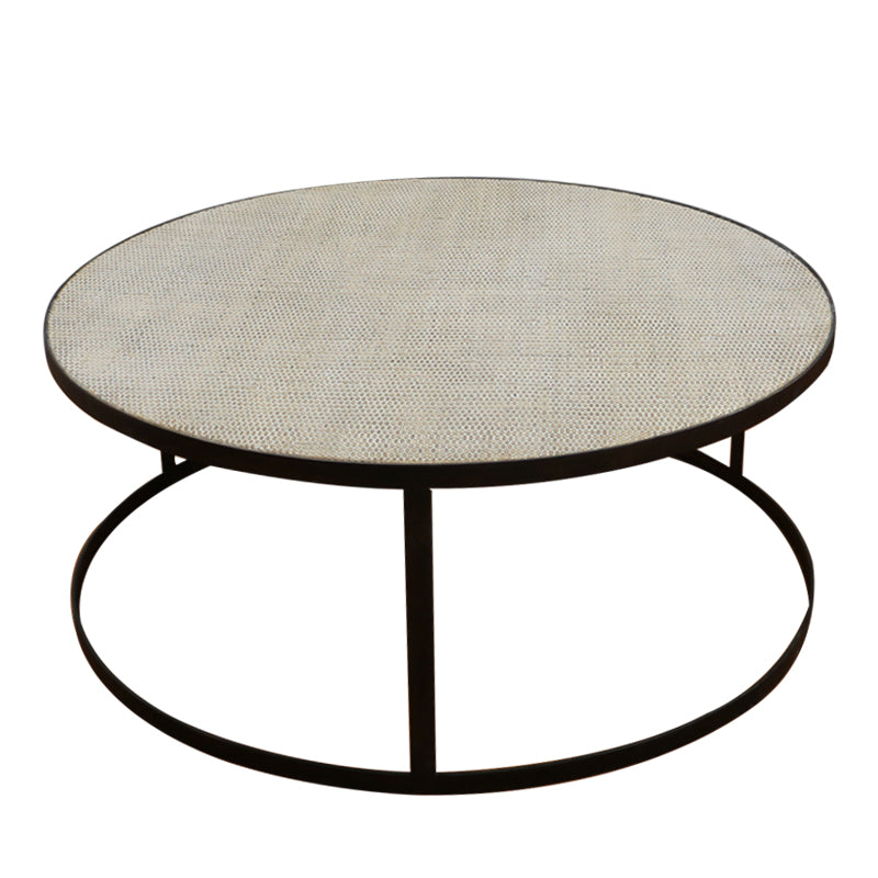 Claudia Round Coffee Table