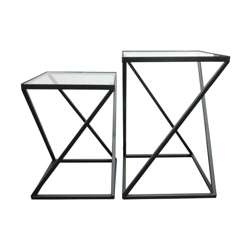 Geo Side table - Set of 2