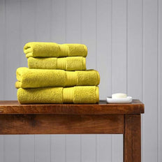 Christy Supreme Hygro Towels - Chartreuse
