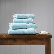 Christy Supreme Hygro Towels - Blue Hues