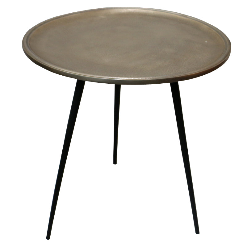 Marshal Aluminium Table