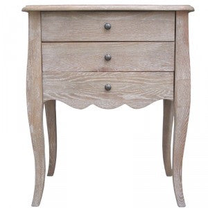 Bedside Table Oak