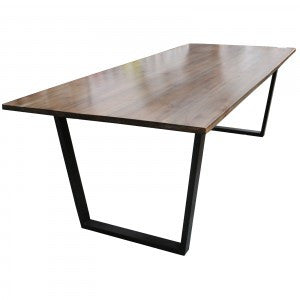 Black Wash Dining Table