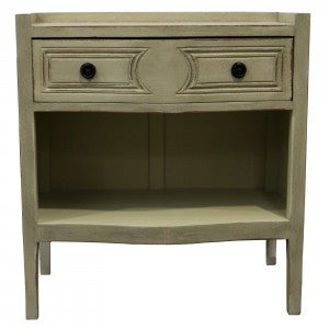 Bedside 1 + 3 Drawer & Commode