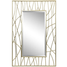 Metal Mirror - Gold