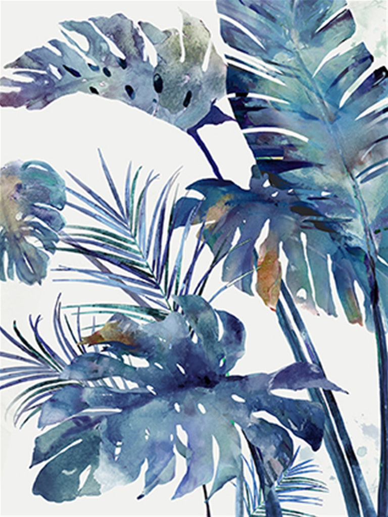 Tropical - Blue