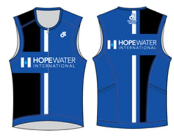 Triathlon Jersey - Sleeveless
