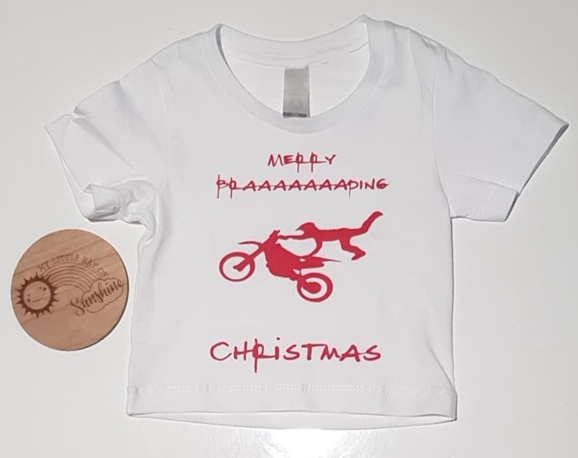 Merry Braaaaping Christmas Tee