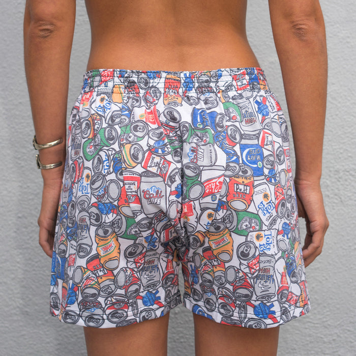 BREW BALLZ MENS OLD SKOOL BOXER