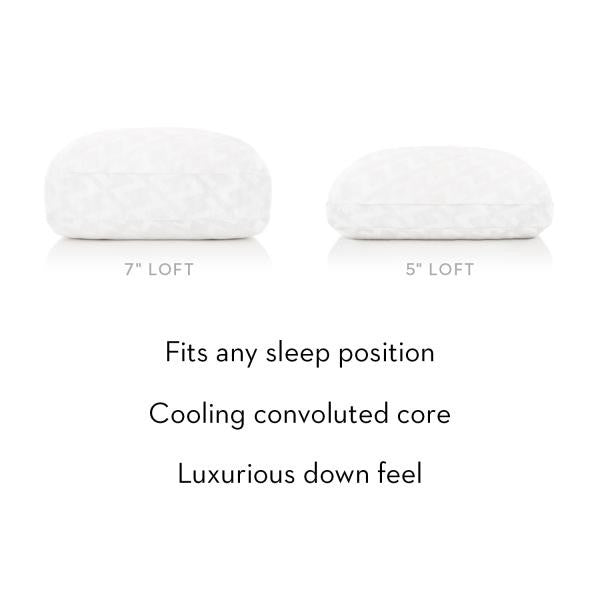 Gel Convolution Pillow by Malouf