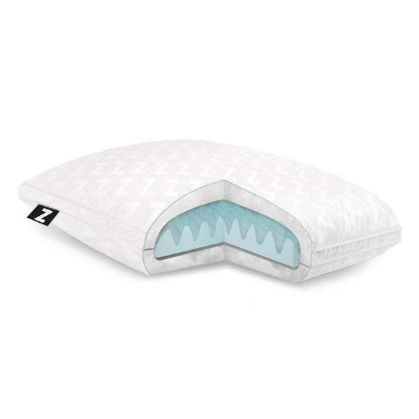 Gel Convolution Pillow by Malouf - Shop Wellsville Mattresses, pillows, bedding & bedroom accessories