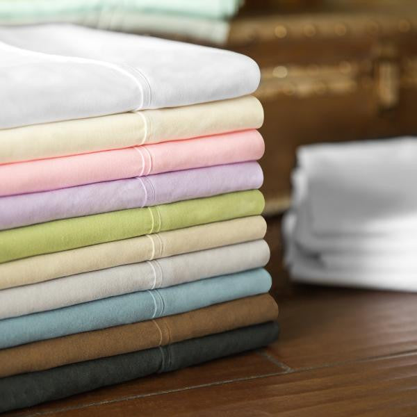 Brushed Microfiber Sheets set - Shop Wellsville Mattresses, pillows, bedding & bedroom accessories