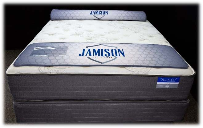 Jamison Resort Hotel Collection Hayman Two-Sided Mattress