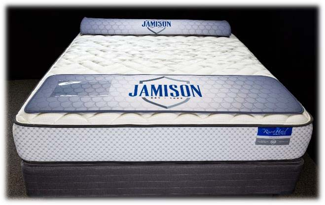 Jamison Resort Hotel Collection Marbella Firm Two-Sided Mattress