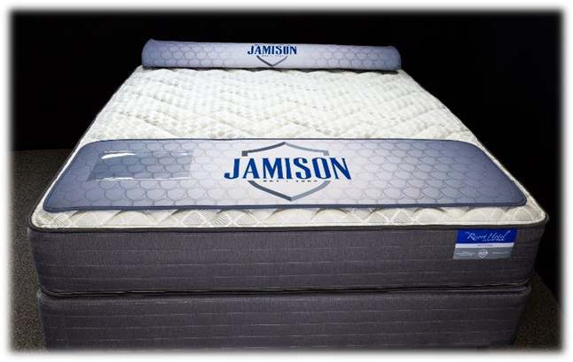 Jamison Resort Hotel Collection Montage Two-Sided Mattress
