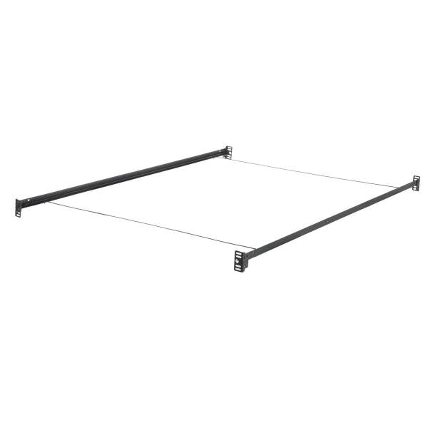 Bolt-on Rail System with Wire Support - Shop Wellsville Mattresses, pillows, bedding & bedroom accessories