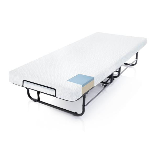 Rollaway Bed by Malouf - Shop Wellsville Mattresses, pillows, bedding & bedroom accessories