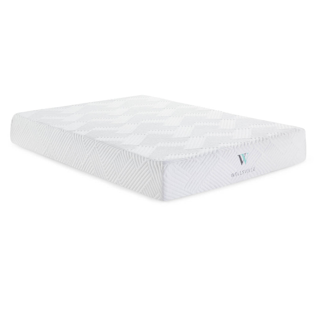 "Wellsville 11"" Gel Foam Memory Foam Mattress"