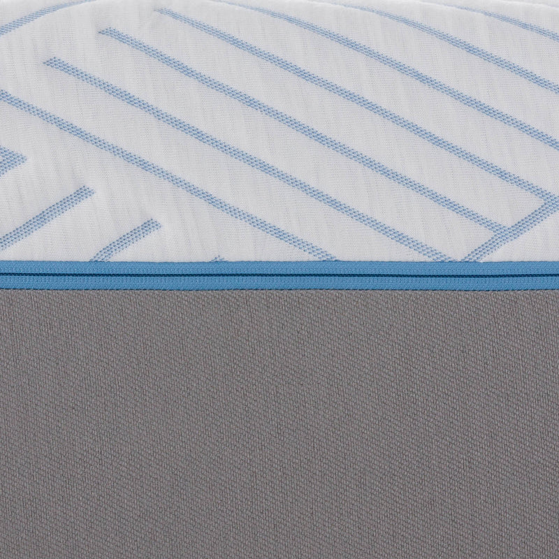 "Wellsville 14"" CarbonCool™ Memory Foam Mattress has a onmiphase cooling cover"