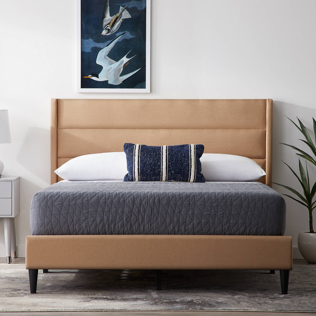 WEEKENDER BECK UPHOLSTERED BED