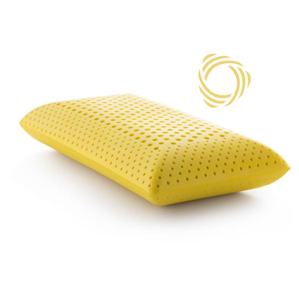 ZONED ActiveDough™ + Chamomile Pillow - Shop Wellsville Mattresses, pillows, bedding & bedroom accessories