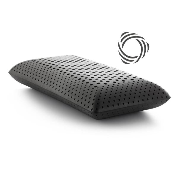 ZONED ActiveDough™ + Bamboo Charcoal Pillow - Shop Wellsville Mattresses, pillows, bedding & bedroom accessories